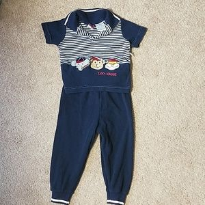Baby Q 24 months outfit